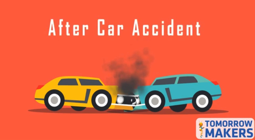 What Do You Do After A Car Accident Video