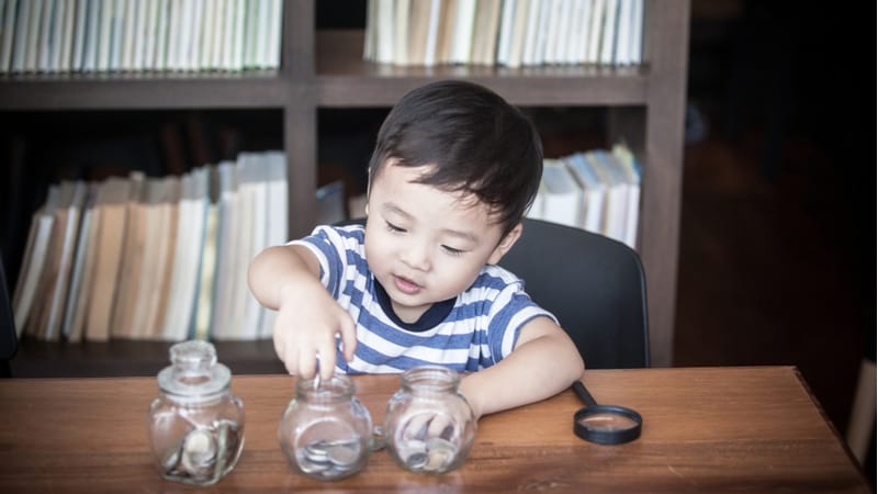 Are you giving the right financial planning education lessons to your child