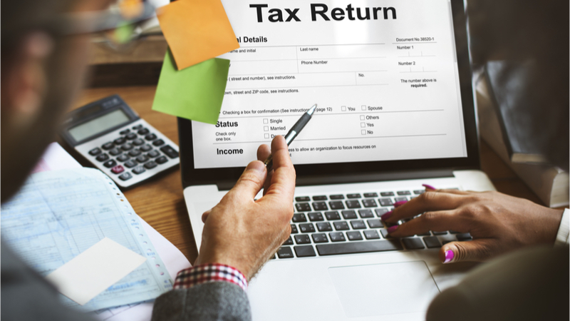 Processing Income Tax Returns in a Day