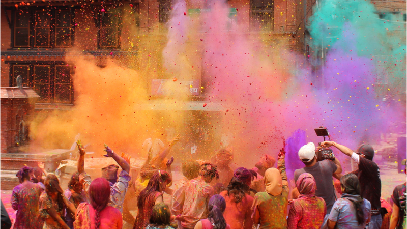 Make the new financial year as colourful as Holi! Here's how