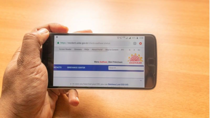 Everything you need to know about the new charges for Aadhaar card updation