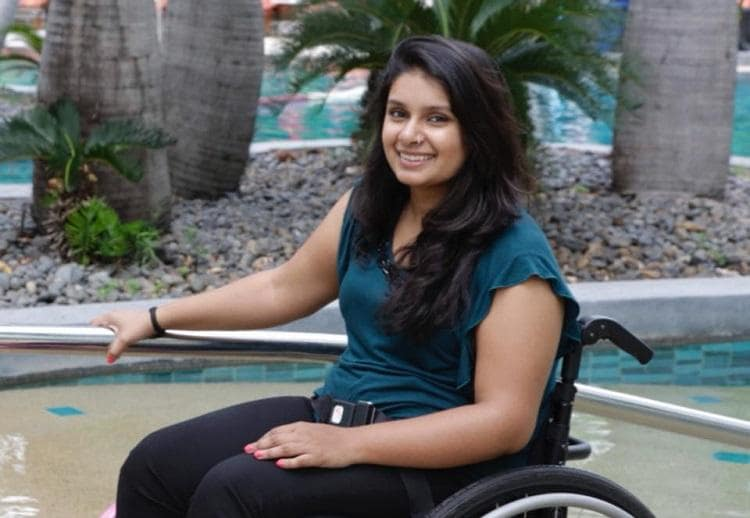 Motivational speaker, model, writer & disability activist, Virali Modi is unlike any millennial you have met