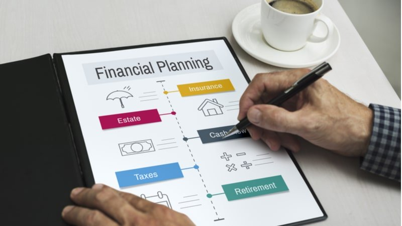 Financial planning for dummies: a 7 step guide