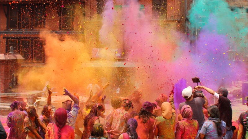 How to make the new financial year as colourful as the festival of Holi