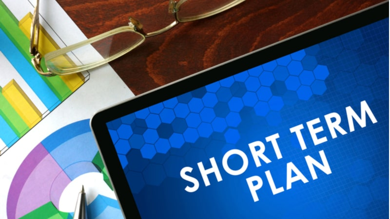 5 Short-term investment plans for those who don't have a financial goal