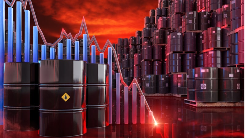 Crude oil stocks: Are they a good type of investment