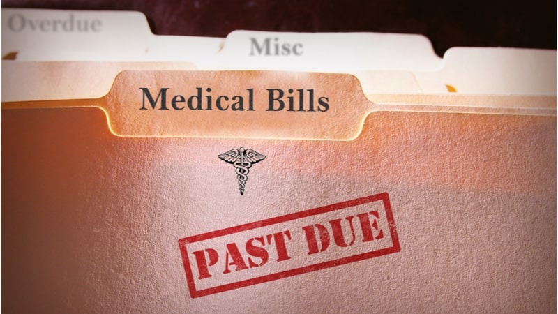 5 Ways to deal with medical debt