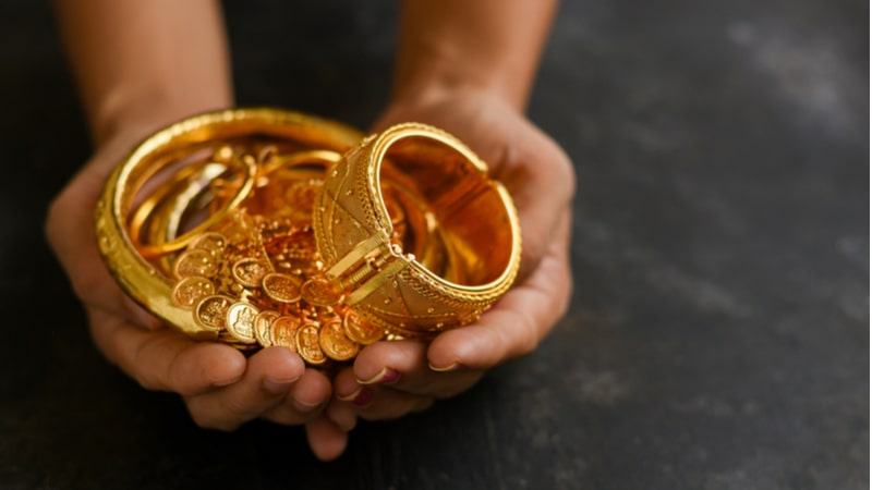 Selling gold Here are 5 things you must know