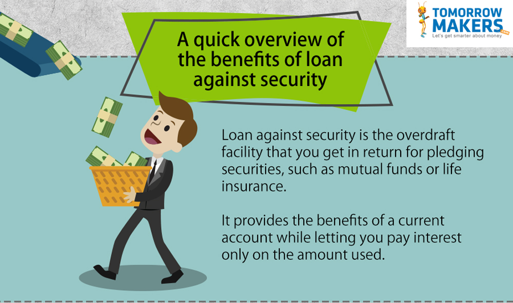 A quick overview of the benefits of loan against securities