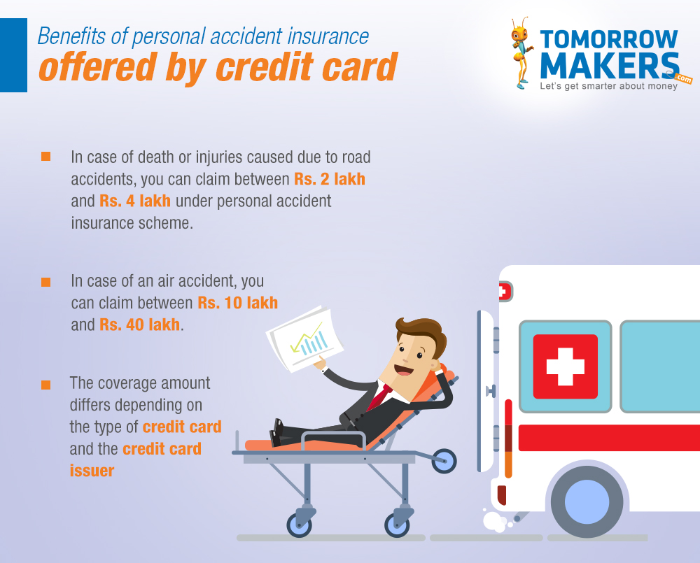 Own a credit card? Know these insurance benefits available to you