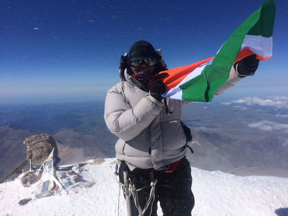 Radhika's unstoppable spirit is scaling every mountain