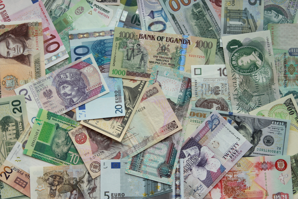 Currency solutions while travelling abroad