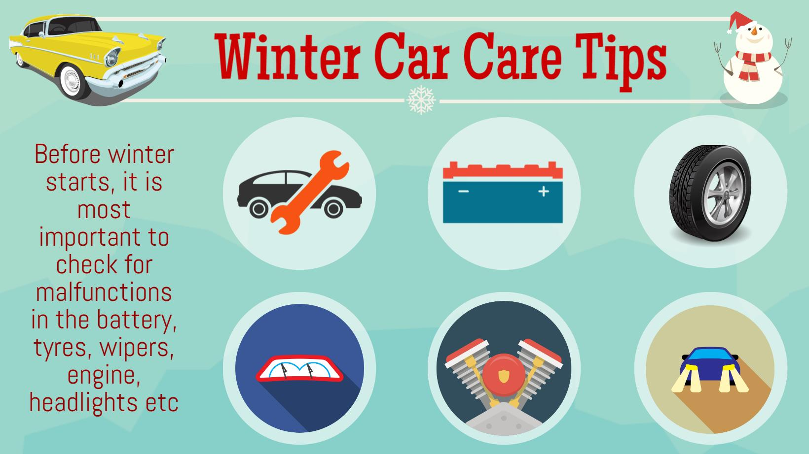 Handy tips to prepare and maintain your car for Indian winters