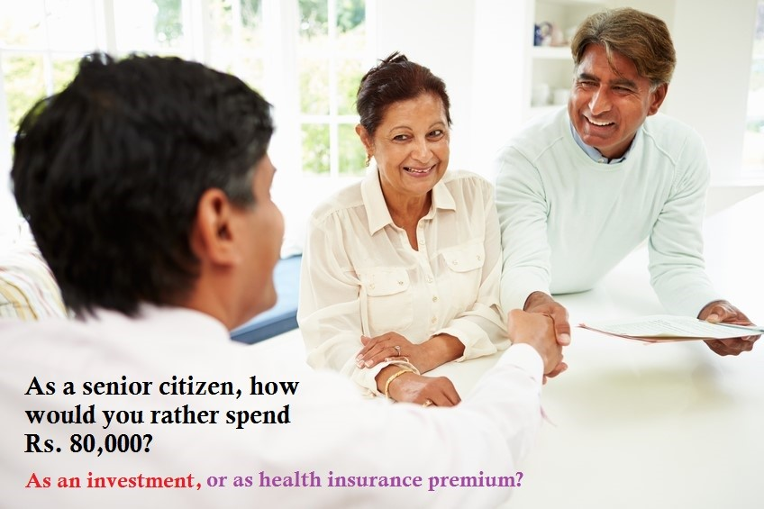 Health Insurance for Senior Citizen