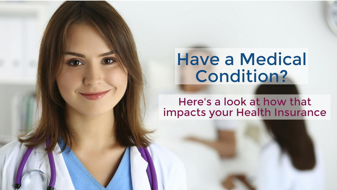 How pre existing medical conditions affect your health insurance