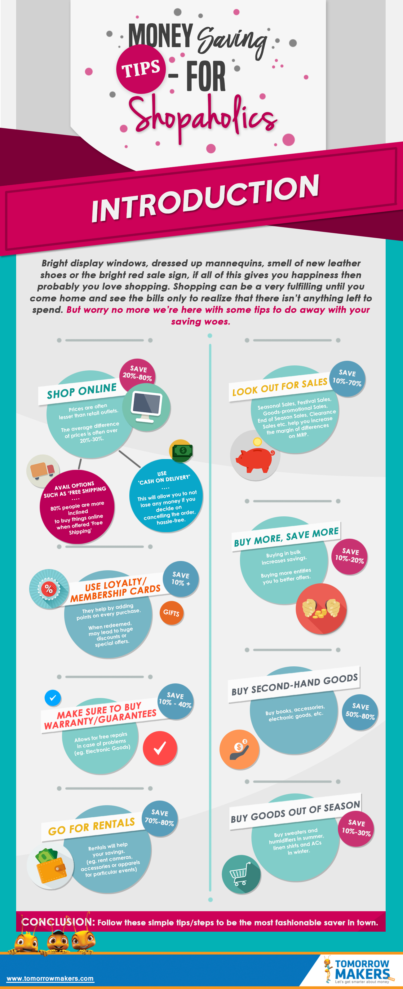 money-saving-tips-for-shopaholics-infographic