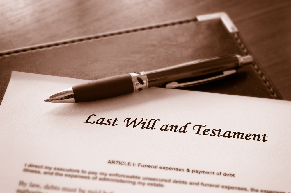 Things you must know when making your will