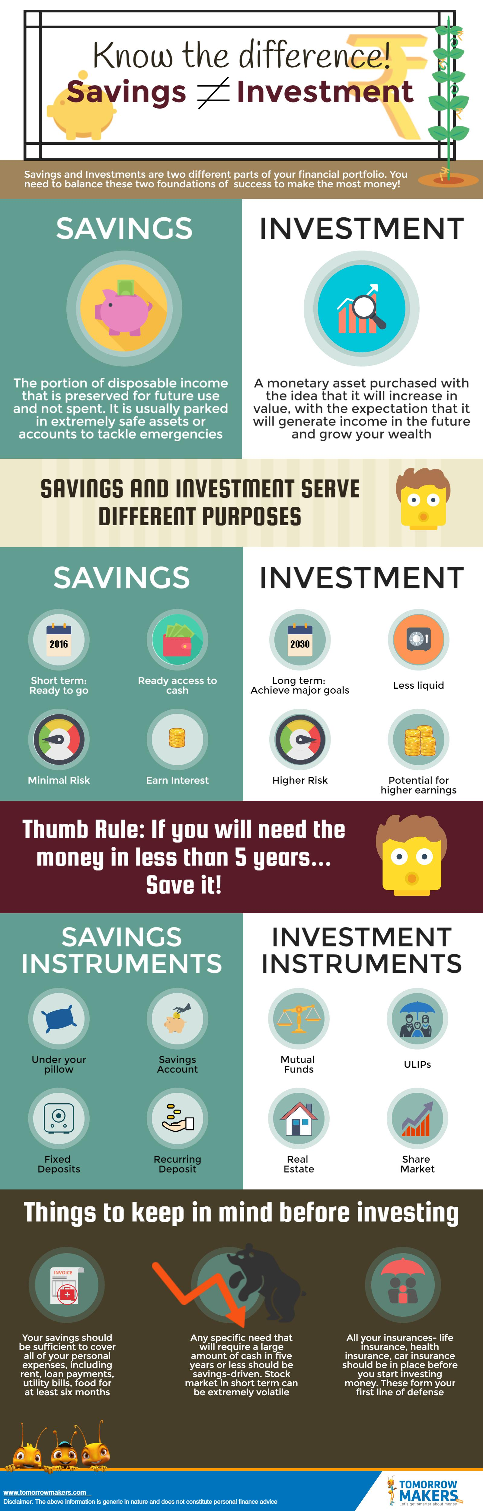 savings-vs-investment-infographic