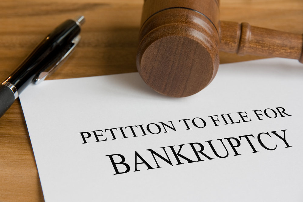 bankruptcy defaulted loan mess