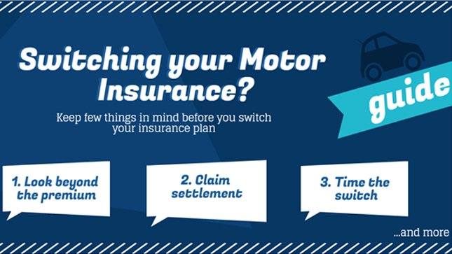 Switching your motor insurance - TomorrowMakers