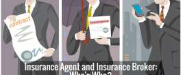 What are insurance agents ? & What are insurance brokers ?