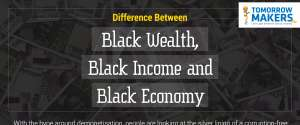 Difference between black money, black wealth and black economy