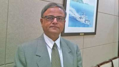 Hemant Contractor, Chairman of PFRDA