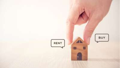 Should you buy a  home or rent one ?