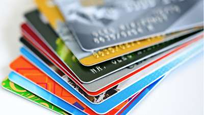 Fees and charges levied on your credit cards