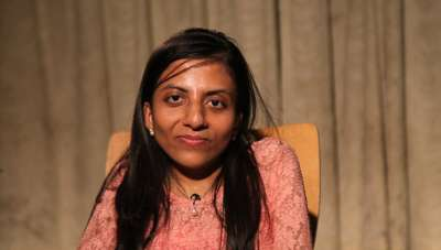 """Only I know what my potential is and what I'm capable of"" –Ira Singhal"