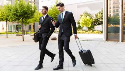Here are the perks and woes of business travel