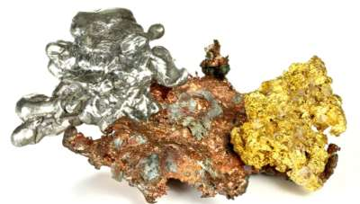 Gold, Platinum, Silver: How precious are these metals?