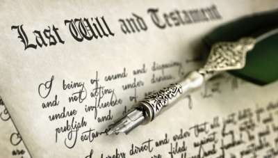 All you need to know about making a Will