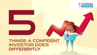 5 Things a confident investor does differently