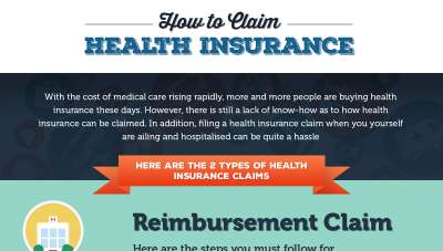 How to claim health insurance