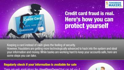 Credit card fraud is real