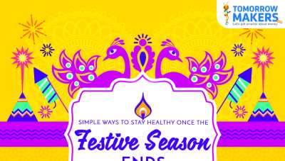 How to stay healthy post the festive season