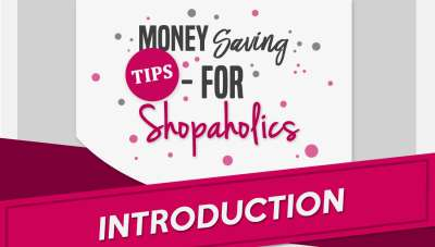 Money saving tips for shopaholics