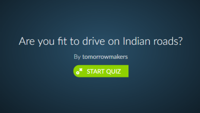 Quiz- Fit to drive in India?