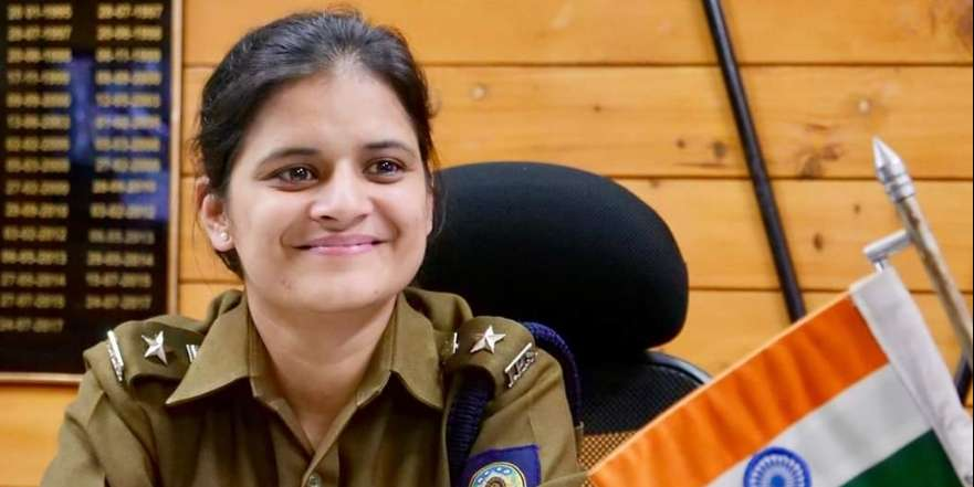 How a small-town girl became an IPS officer the incredible story of Shalini Agnihotri
