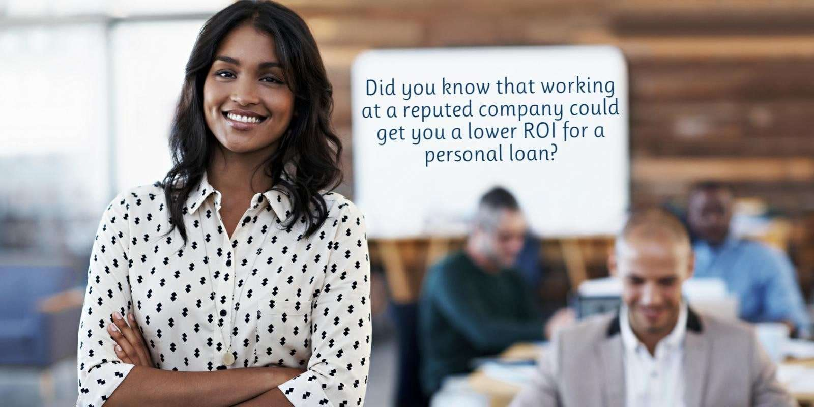 How does your employer profile decide your loan eligibility?