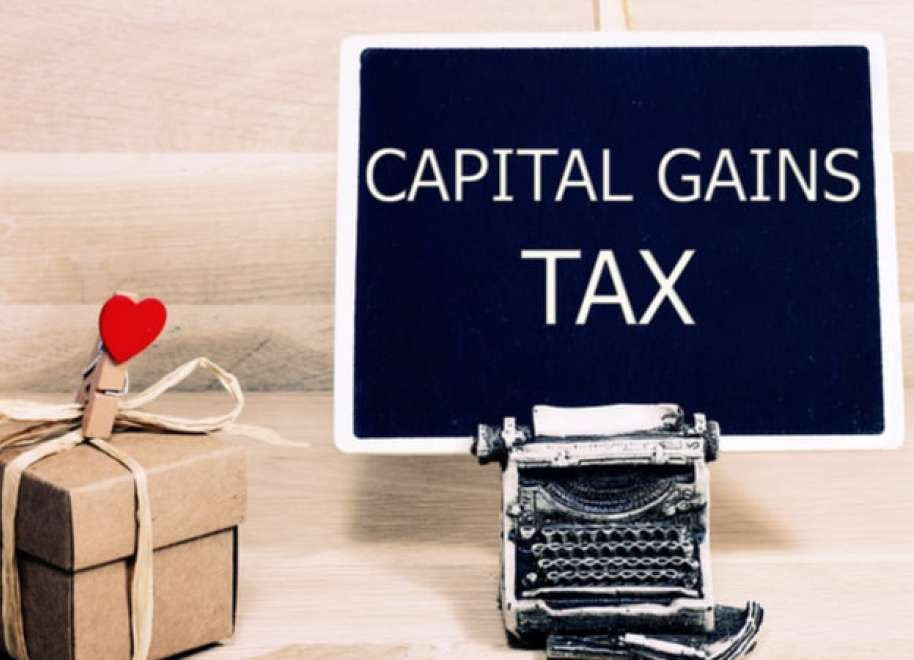 How is capital gains tax calculated?